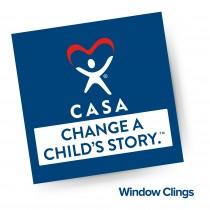CACS Window Decal
