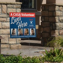 YARD SIGNS Quantity 5 (SHIPPING INCLUDED)