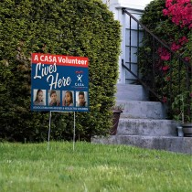 YARD SIGNS Quantity 10 (SHIPPING INCLUDED)